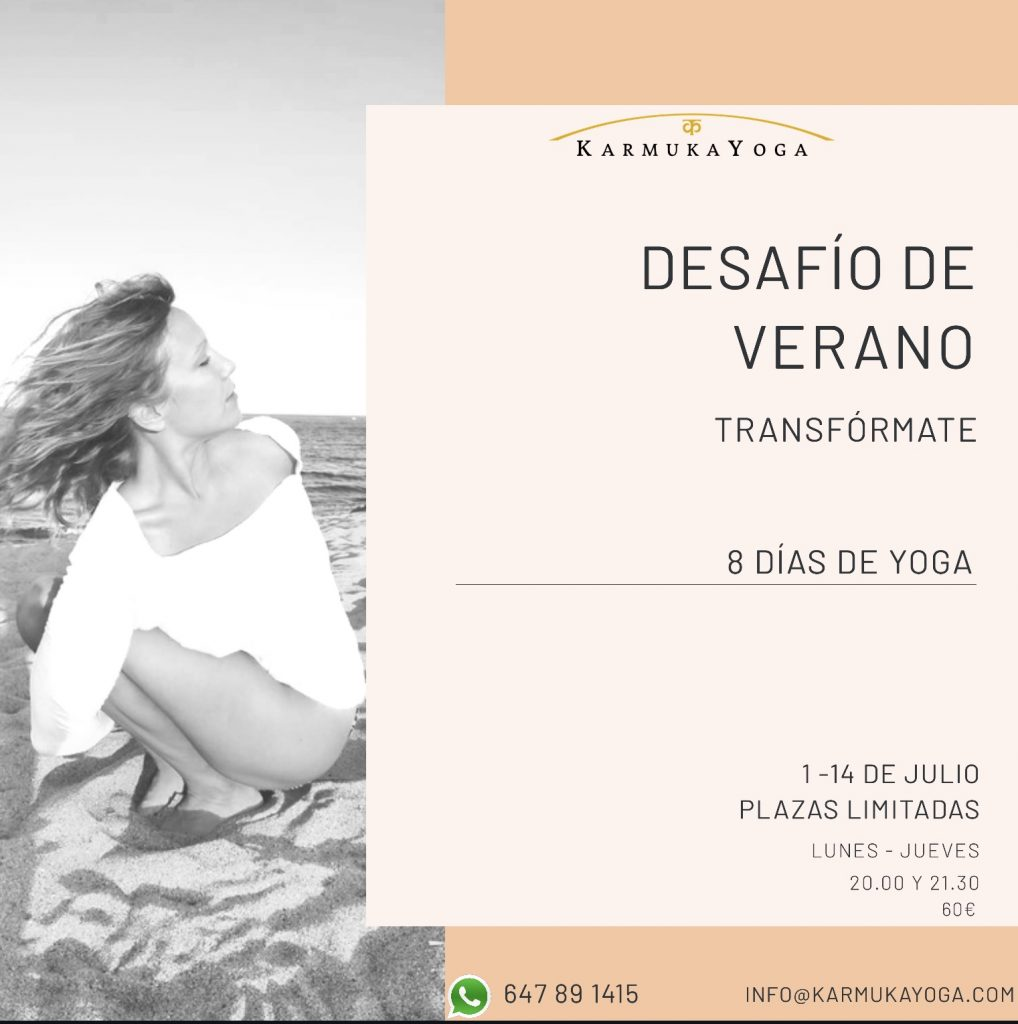 Intensivos y retiros - Karmuka Yoga