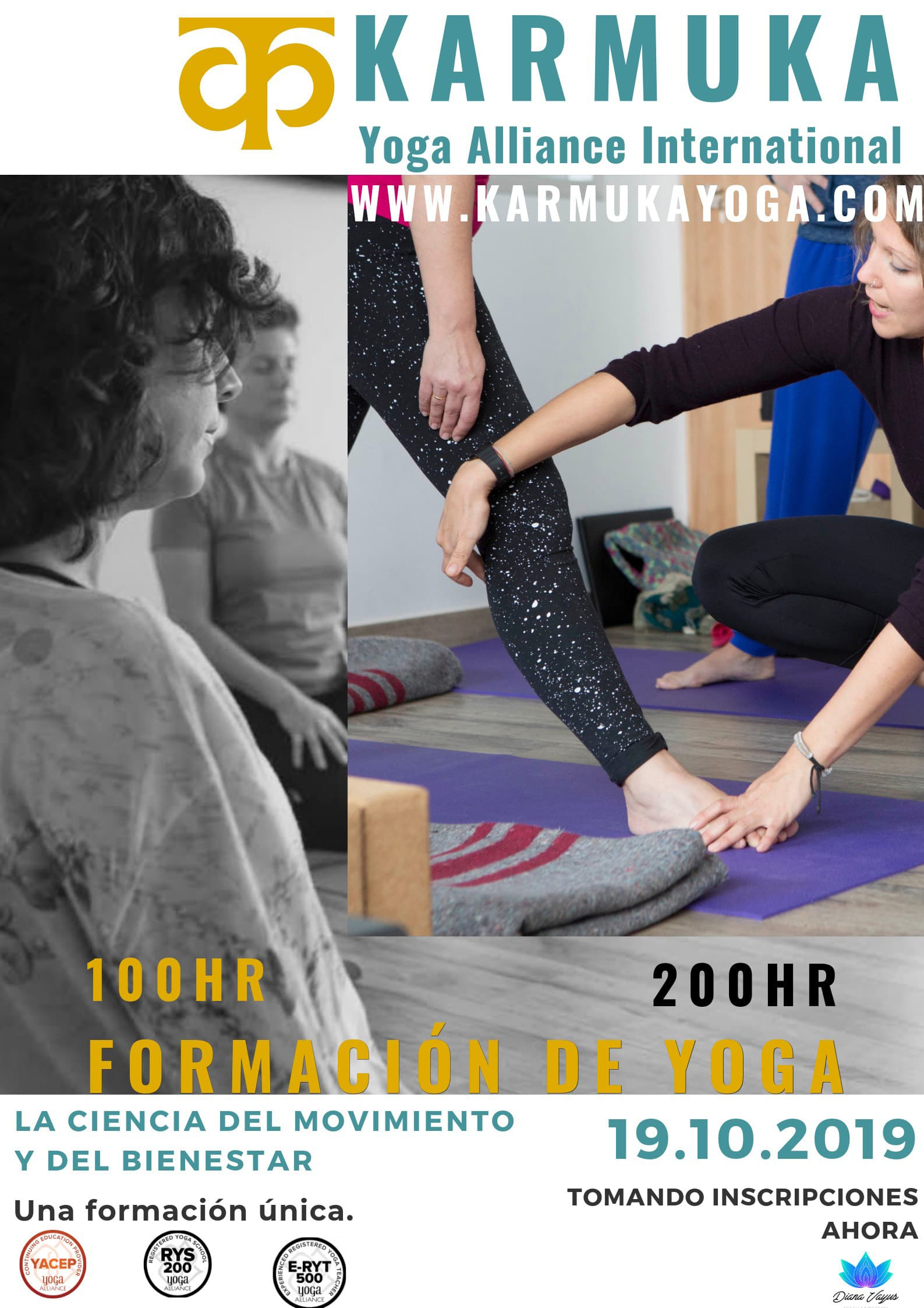 Formaciones - Karmuka Yoga