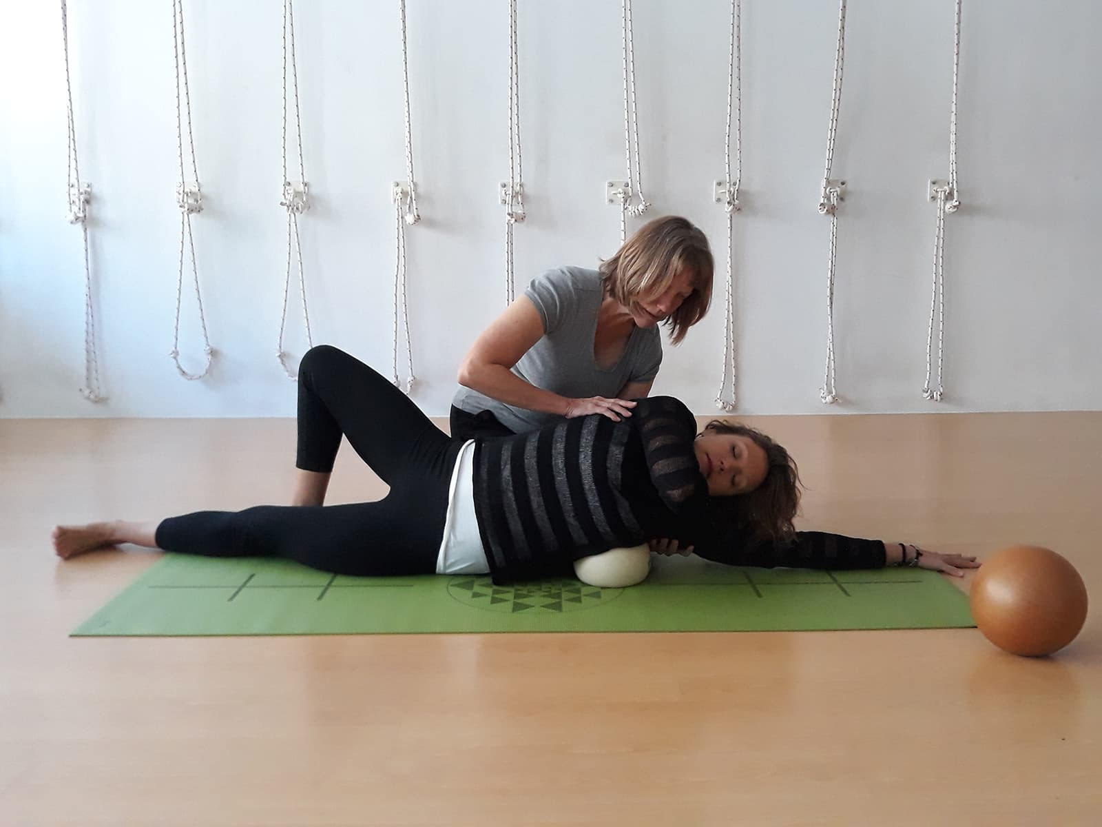 Private Sessions with Norma Goodrick of Karmuka Yoga in U.S.A. - Karmuka Yoga