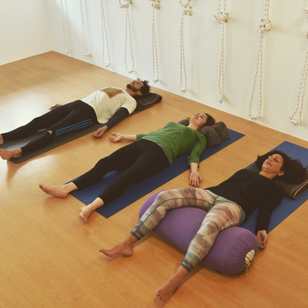 Private sessions of Karmuka Yoga in Seville - Karmuka Yoga