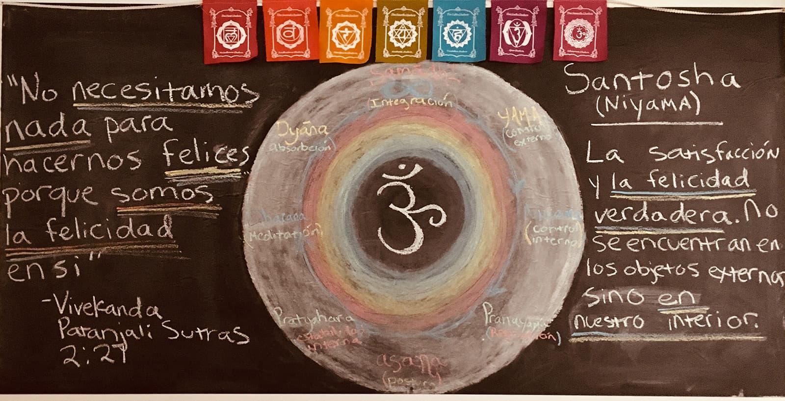 Cómo logramos Santosha: Psicología de Bienestar y Yoga - Karmuka Yoga