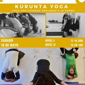 Kurunta Yoga Mayo Sevilla