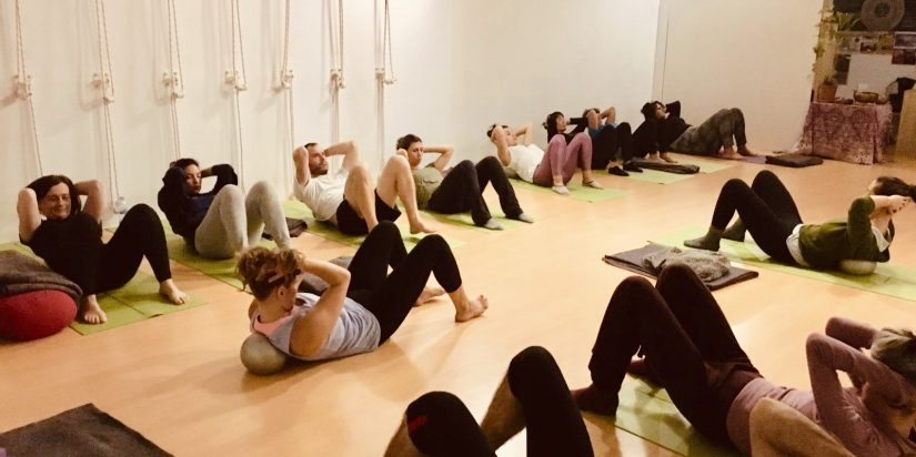 Karmuka Yoga Jornadas Marzo Abril 2020