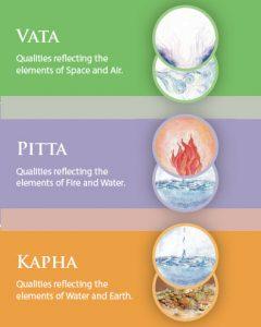 Three Doshas of Ayurveda - Karmuka Yoga